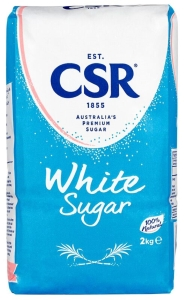 CSR SUGAR WHITE 2KG - EACH