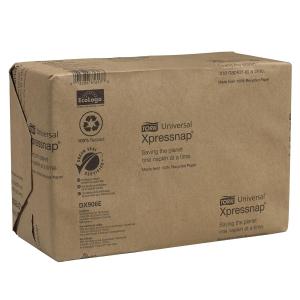 TORK NAPKINS XPRESSNAP NATURAL 500 SHEETS - BOX OF 12 PACKS