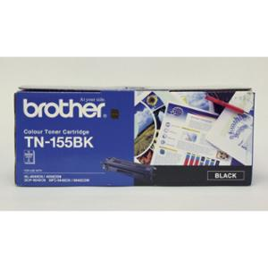 BROTHER LASER TONER CARTRIDGE TN-155 HIGH YIELD BLACK - EACH