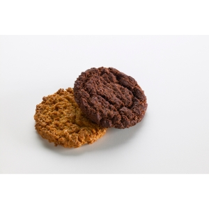 ARNOTT S BUTTERNUT SNAP/CHOCOLATE RIPPLE BISCUITS - BOX OF 150