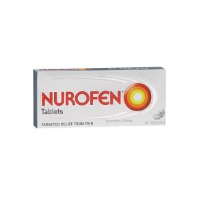 NUROFEN TABLETS - PACK OF 24
