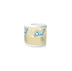 5741 Scott® Toilet Tissue, 2 ply, White, 400 sheets/roll, - Box of 48