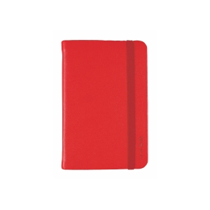 DIARY VAUXHALL DESK DAY TO PAGE A5 RED