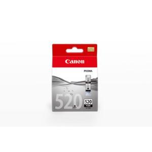 CANON INKJET CARTRIDGE PGI-520BK BLACK - EACH