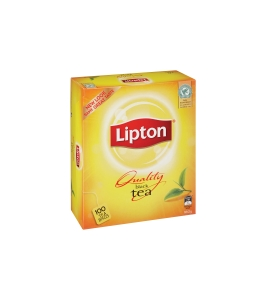 LIPTON RFA BLEND TEA BAGS - BOX OF 100