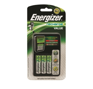 ENERGIZER VALUE CHARGER - EACH