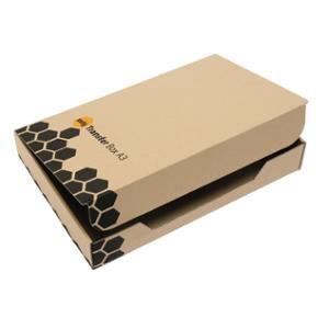 MARBIG ENVIRO TRANSFER BOX A3 BROWN - EACH