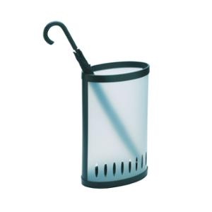 ALBA UMBRELLA STAND PLASTIC FROST - EACH