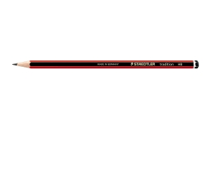 STAEDTLER TRADITION HB GRAPHITE PENCIL - BOX OF 12