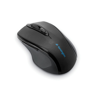KENSINGTON PRO FIT USB/PS2 WIRELESS MID SIZE MOUSE - EACH