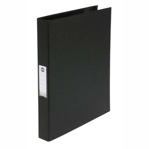 MARBIG 3D RING DELUXE BINDER PORTRAIT A3 38MM BLACK - EACH