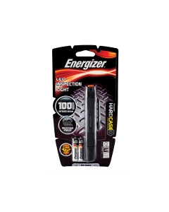 ENERGIZER HARD CASE INSPECTION TORCH INCL. 2 AAA BATTERIES  - EACH