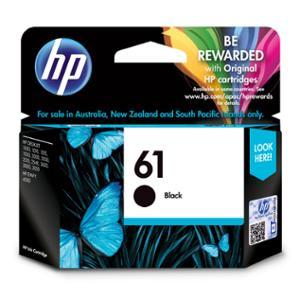 HP 61 CH561WA INKJET CARTRIDGE BLACK - EACH