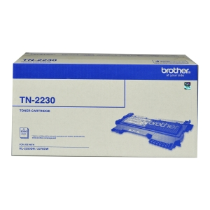 BROTHER LASER TONER CARTRIDGE TN-2230 BLACK - EACH
