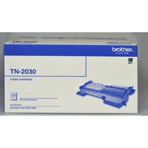 BROTHER LASER TONER CARTRIDGE TN-2030 BLACK - EACH