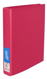 BANTEX  RING BINDER  FRUIT COLOURS 2D-RING 25MM A4 GRAPE- EACH