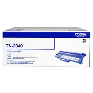 BROTHER LASER TONER CARTRIDGE TN-3340 BLACK - EACH