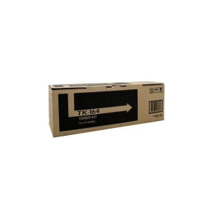 KYOCERA LASER TONER CARTRIDGE TK-164 BLACK - EACH