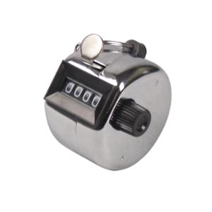 ITAPLAST TALLY COUNTER CHROME - EACH
