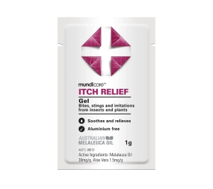 ITCH RELIEF CREAM 1G - PACK OF 10