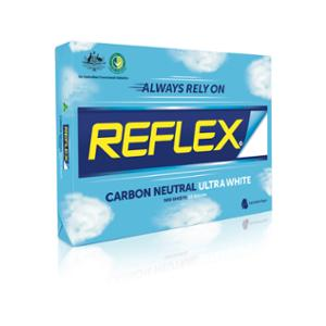 REFLEX A3 CARBON NEUTRAL PAPER 80GSM WHITE - REAM OF 500 SHEETS