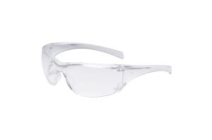 3M VIRTUA AP SERIES SAFETY GLASSES CLEAR LENS/CLEAR FRAME - EACH