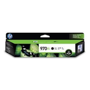HP INKJET CARTRIDGE  #970XL CN625AA BLACK - EACH