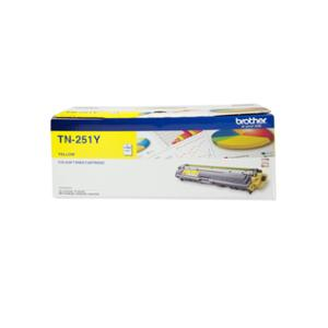 BROTHER LASER TONER CARTRIDGE TN-251 TONER FOR 9330 YELLOW - EACH