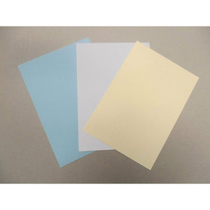 BRISTOL BOARD 150GSM A4 BLUE - PACK OF 200 SHEETS