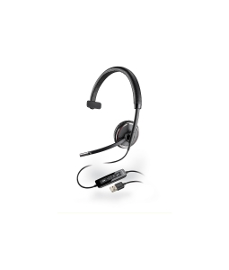 PLANTRONICS BLACKWIRE 500 SERIES USB HEADSET C510 MONAURAL - EACH