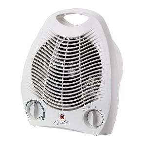 NERO FAN HEATER 2000W WHITE - EACH
