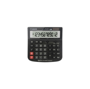 CANON WS220TC 12 DIGIT DESKTOP CALCULATOR 145X256X35MM - EACH
