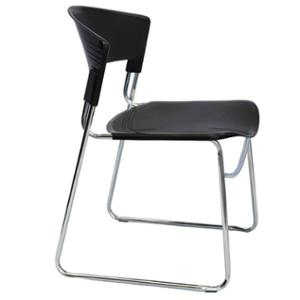 SEATING SOLUTIONS VO3 VISITORS CHAIR BLACK - EACH
