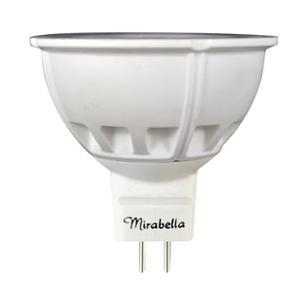 MIRABELLA LED 12V MR16 DOWNLIGHT 7W BI PIN WARM WHITE  - EACH