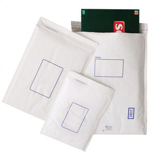JIFFYLITE S2 BUBBLE BAG 215 X 280MM WHITE - PACK OF 4