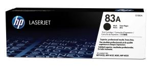 HP 83A LASER CARTRIDGE TONER CF283A BLACK - EACH