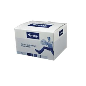 LYRECO REMANUFACTURED INKJET CARTRIDGE BROTHER LC-57 VALUE - PACK - PACK OF 4