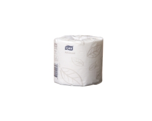TORK T4 TOILET PAPER ROLL 2 PLY 400 SHEETS - BOX OF 48