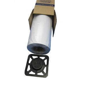 ALLIANCE PREMIUM PLOTTER PAPER 80GSM 594MM X 50M WHITE - BOX OF 4 ROLLS