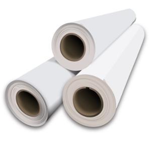 ALLIANCE PREMIUM PLOTTER PAPER 80GSM 610MM X 50M WHITE - BOX OF 4 ROLLS