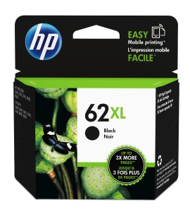 HP 62XL C2P05AA INKJET CARTRIDGE BLACK - EACH