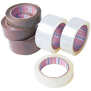 NACHI 101 PACKAGING TAPE 36MM X 75M BROWN - EACH