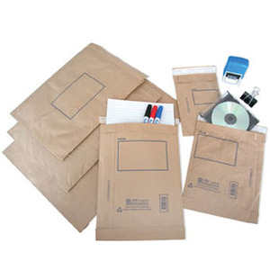 JIFFY SP7 PADDED BAG 360 X 480MM BROWN - BOX OF 50