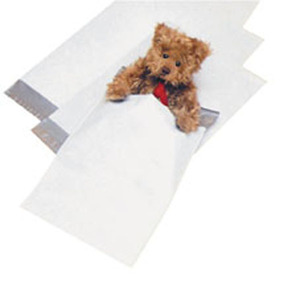 JIFFY ST2 SHURTUFF MAILING BAG 250 X 325MM WHITE - BOX OF 100