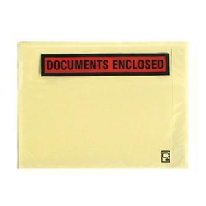 CUMBERLAND SELFADHESIVE DOCUMENT ENCLOSED PACKING ENVELOPE 155X115MM-BOX OF 1000