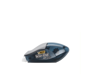 BIC WITE OUT EZ GRIP CORRECTION ROLLER 4.2MM X 12M - EACH