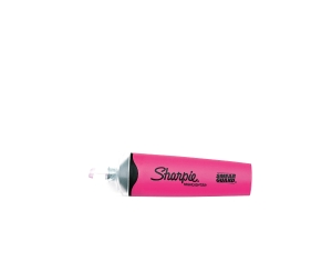 SHARPIE CLEARVIEW HIGHLIGHTERS PINK - BOX OF 12