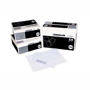 CUMBERLAND C5 LASER POCKET PLAIN SECRETIVE ENVELOPE WHITE - BOX OF 500