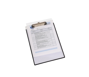 MARBIG CLEARVIEW INSERTABLE CLIPBOARD A4 - EACH