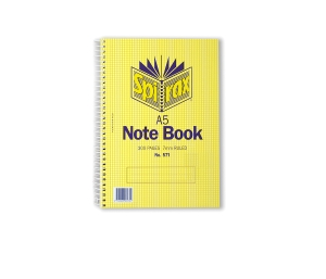 SPIRAX 570 NOTE BOOK A5 200 PAGE - EACH